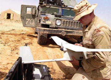 Changing Demands for Highly Mobile Troop Technologies