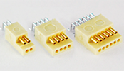 Nano Strip Polarized Connectors